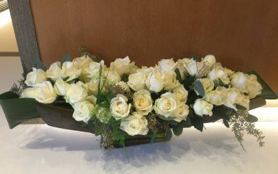Super yacht flowers 0899