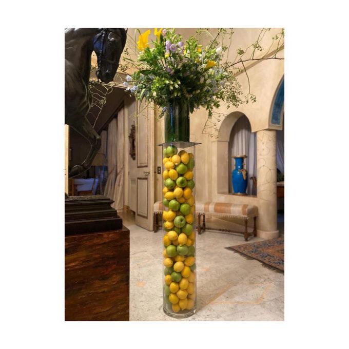 Apples and lemons
