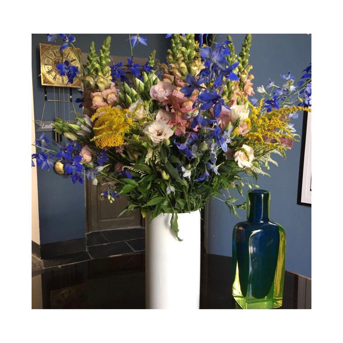Villa flower bouquet